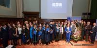 Bau Uluslararası Berlin Üniversitesi İlk Mezunlarını Verdi