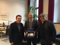Abdullah Gül Üniversitesi (AGÜ)`nden Almanya'ya çalışma ziyareti